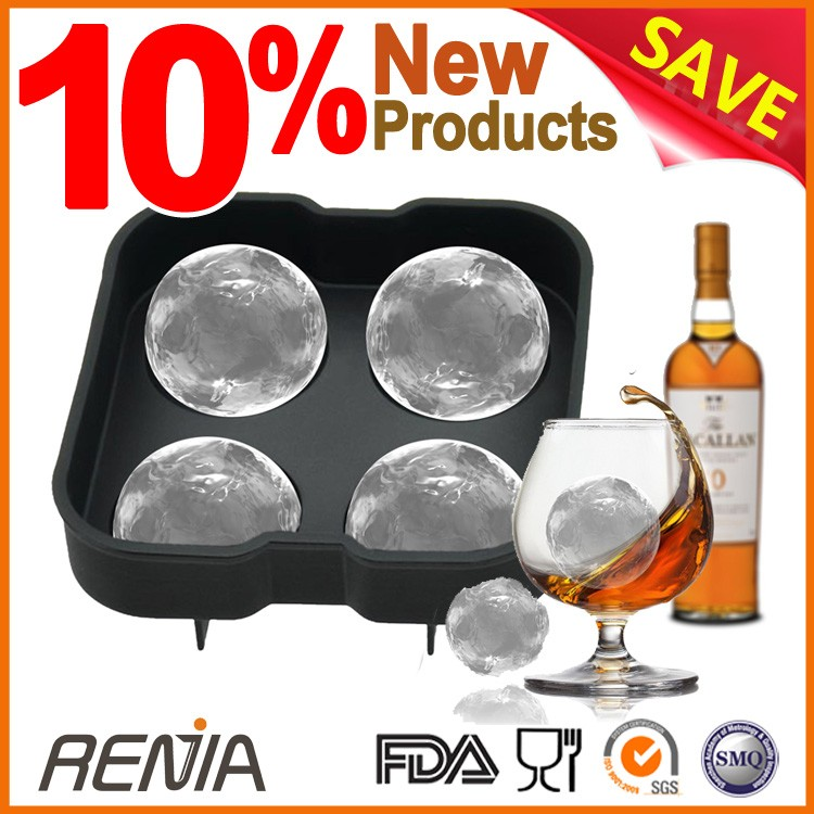 RENJIA custom ice cube tray personalized ice cube tray fancy ice cube trays