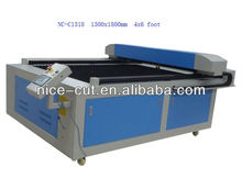NC-C1318 4* 6 foot laser tube cutting machines looking for china representative