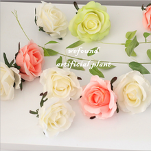 Artificial flowers for wedding arches and flower wall