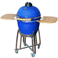 S/S Charcoal Lump BBQ Cooker Outdoor Kitchen BBQ for Australia