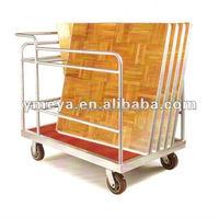 Factory manufacture directly portable teak wood dance floor (HT204)