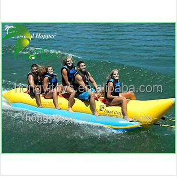 Best Good Entertaining Way Inflatable Water Banana Boat
