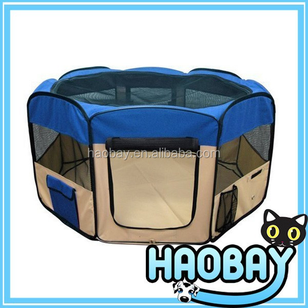 Luxury portable pet fog play yard hot sales dog pen