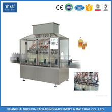 OEM engine oil, motor oil bottle filling machine