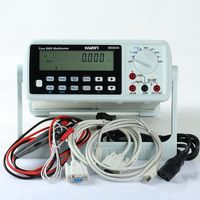 4 1/2 Benchtop multimeter,digital bench type multimeter MS8040, Bench top USB multimeter in low price