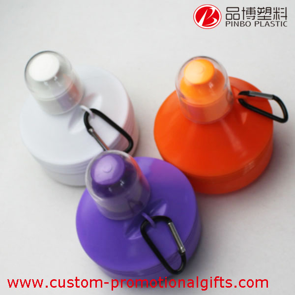 Foldable Water Bottle 10ml,Custom made Portable Small Plastic PP Bottle Folding Water Bottle