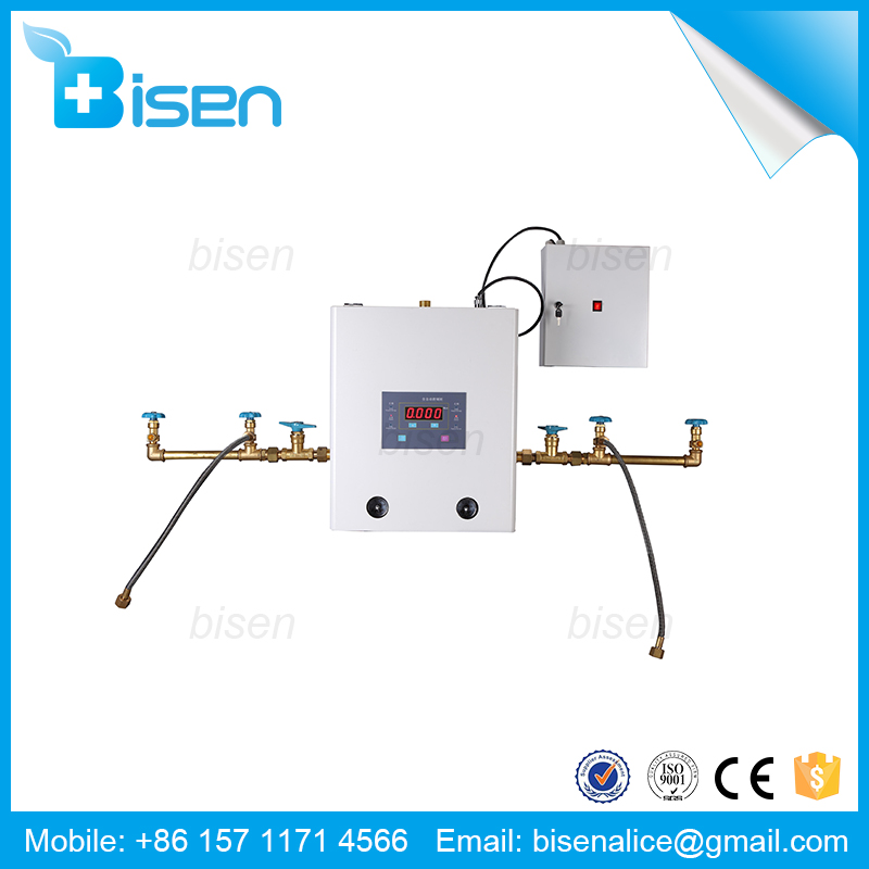 BS-AMS Hot Sale Hospital Nitrogen Gas Medical Dual Manifold Systems With High Quality