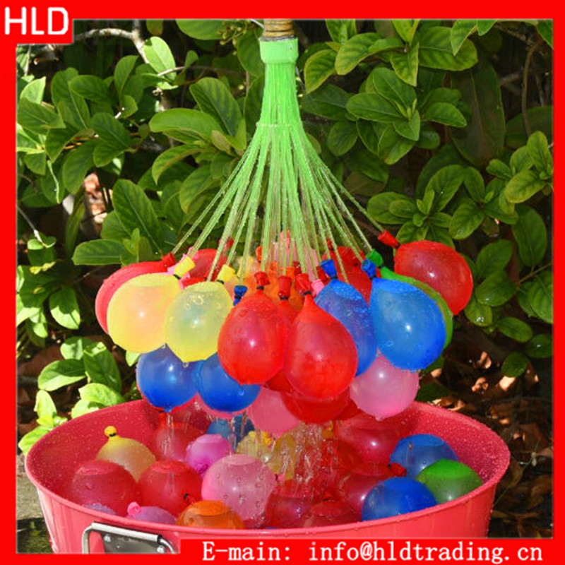 Factory Wholesale Children Game Toy Fast Fill Water Balloons