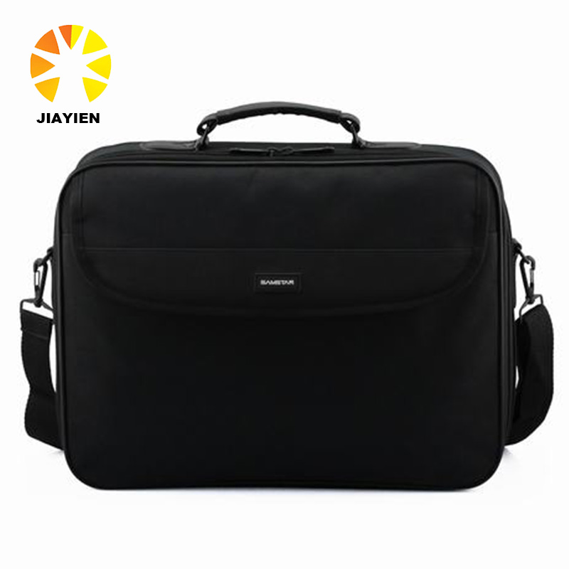 Fashion custom leather small trolley bag laptop