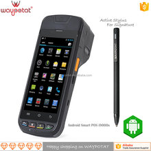 waypotat 2016 Top quality Android pos terminal support 4G and Felica i9000s