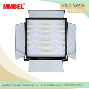 Camera equipment portable led video light