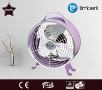 Desktop electric 6 inch mini fan