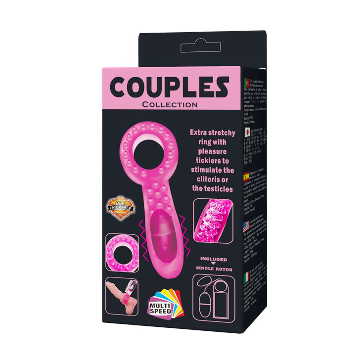cock ring Vibrating Cock Ring, TPR Material sex products