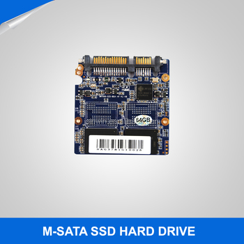 3 years warranty JMF608 MLC MSATA ssd 64gb