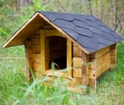 Wooden Hand made Dog House