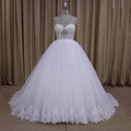 LY-017 sexy strapless style see through wedding dress lace gown