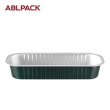 ABL 200ML/6.7oz Aluminum Foil Bowl With Lid Work From Home Packing Products