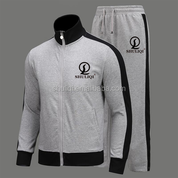 Training&Jogging Wear Sportswear Type Men sports winter tracksuits