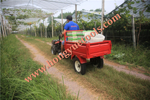 Seek wholesaler of utility food trailer with two wheel farming tractor in world wide countries