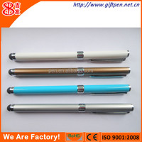 hot sell metal capacitive stylish stylus pen