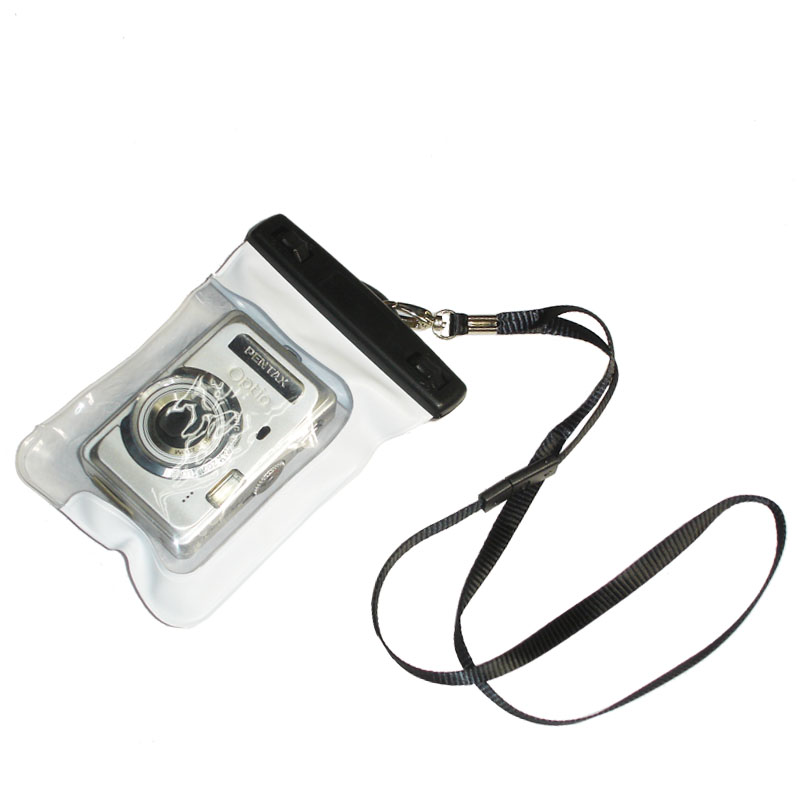 TPU pvc camera waterproof outdoor sport case bag for swimming