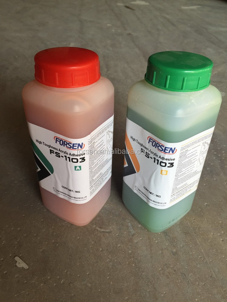 Emergency Repair Adhesives AB Glue Epoxy Acrylic 2 KGS Set Oil Surface