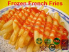 Hot Sale Frozen Potato Chips/Frozen French Fries From China Supplier