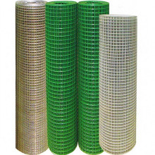 Epoxy Coated Green Welded Wire Mesh