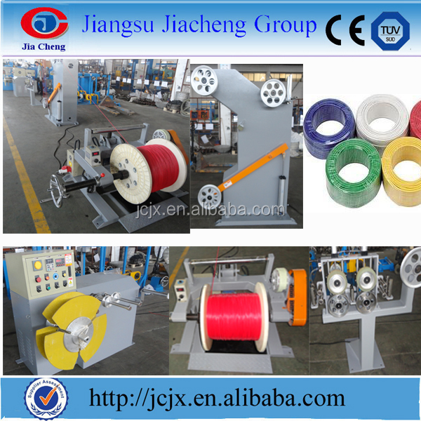 Cable Wire Coiling Machine and Package Equipment