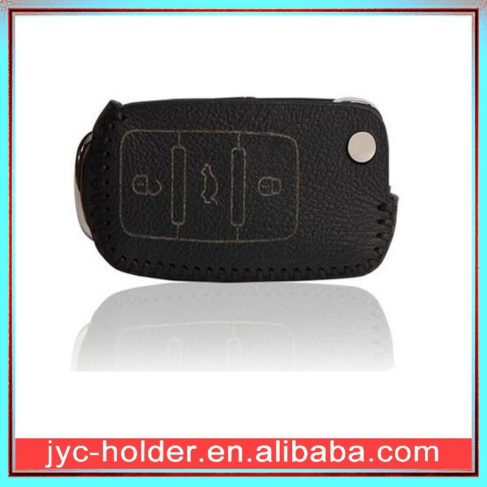 Genuine Key Holder Fob Leather Case/Cover