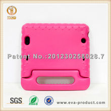 Safe EVA kids rubber bumper case for kindle fire hd 7 2013 Release
