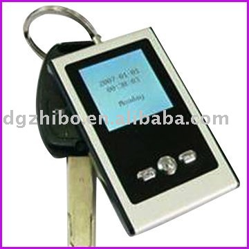 1.5inch Mini LCD Digital Photo Frame with KeyChain