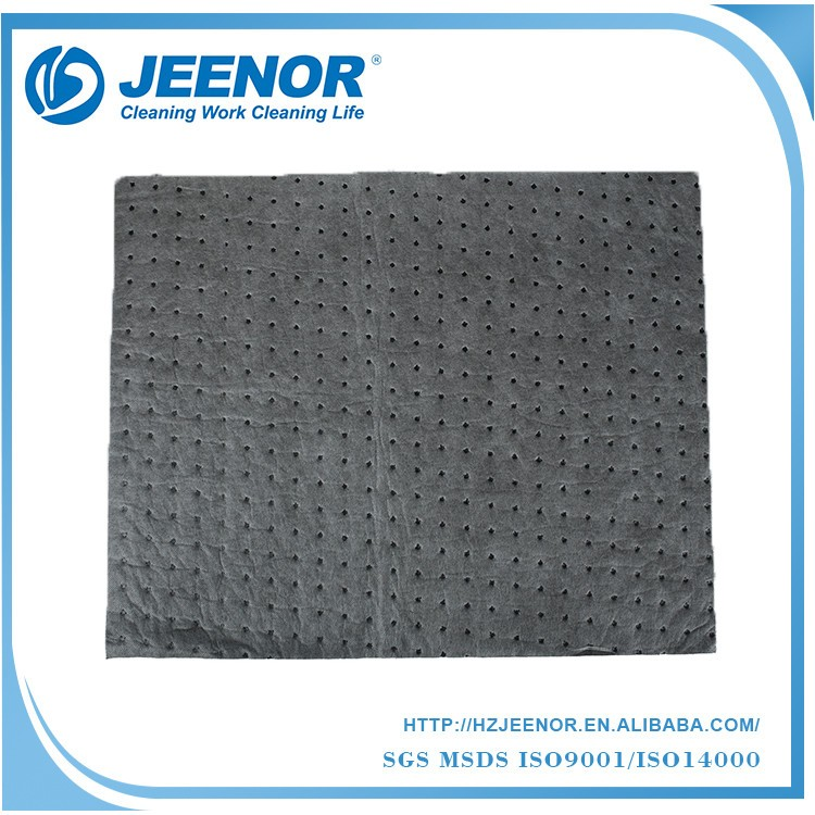 SPU High quality Water Sorbent Pads, Industrial Oil Sorbent