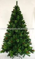 slap-up artificial christmas tree