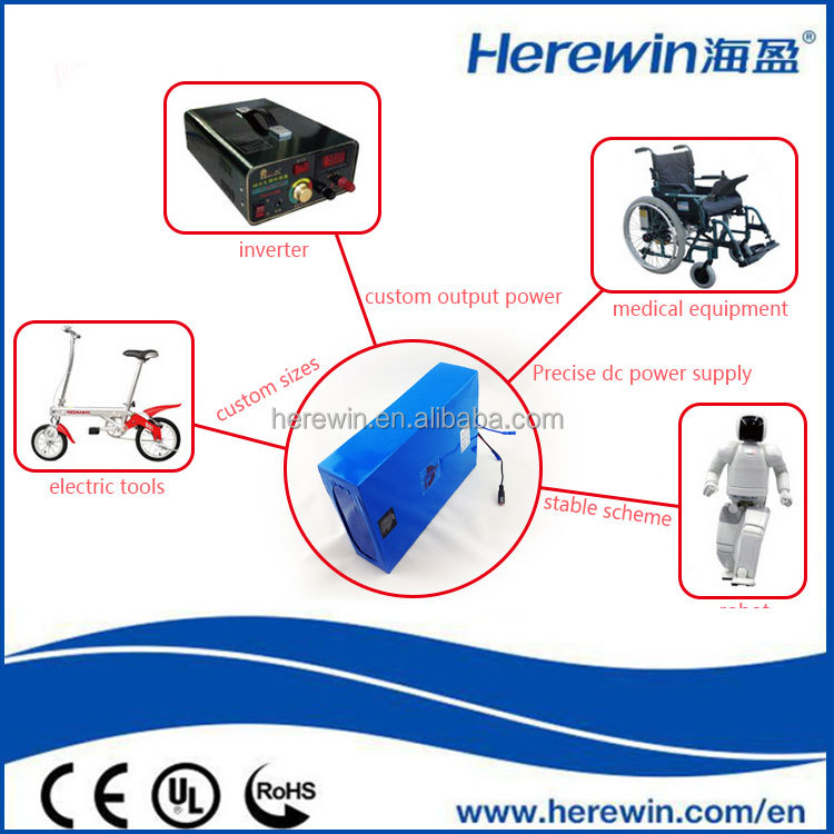 48V 20Ah LiFePO4 Battery Pack Solar Energy Storage Rechargeable Batteria Lithium Iron Phosphate Akku Pack