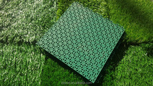 Athletic Basketball Sports Court Plastic Interlocking Tiles