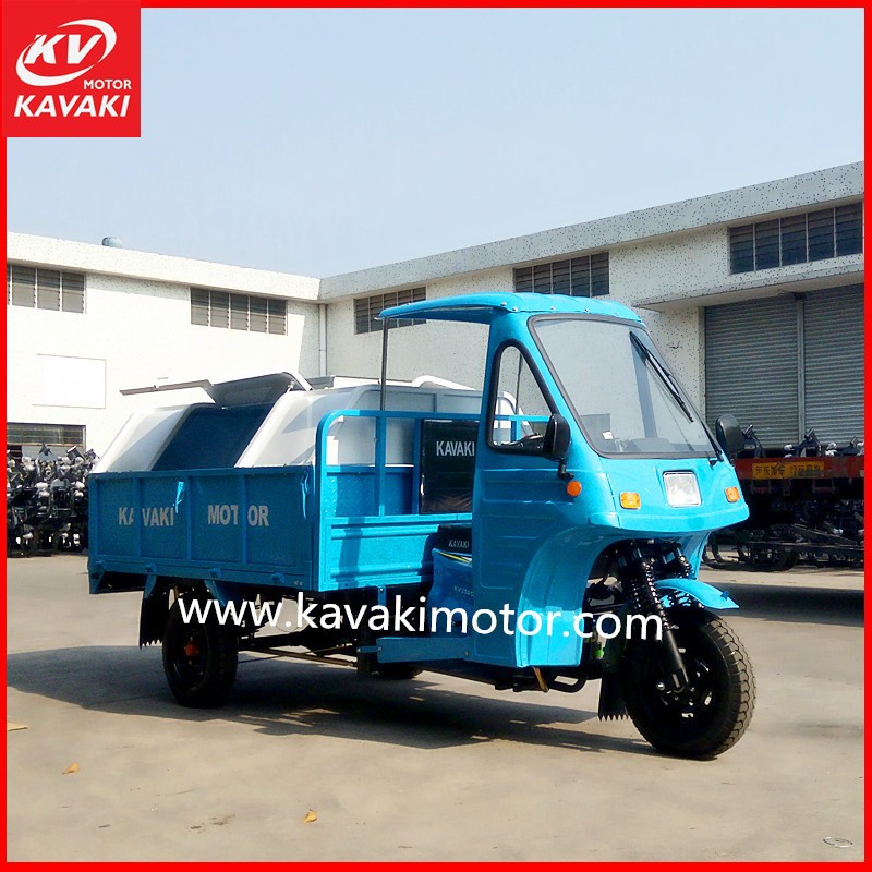 Street Legal High Efficiency Cable Carriage Vehicle Made In China / Three Wheel Vehicle / Cargo Vehicle