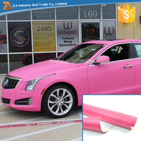 Matte Pink Car Protection Full Body Sticker Rolls,Decal Vinyl Film Wrap