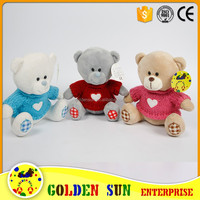 stuffed plush soft bear doll toy costumes for children the best birthday gift