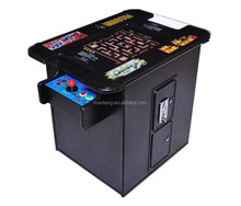 NEW Commercial Grade Arcade Cocktail Table w Pac Graphics Multigame 60 Games