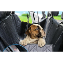 High quality oxford heavy duty doggie quilted nylon largecar seat protectors yes pets dog safety car seats