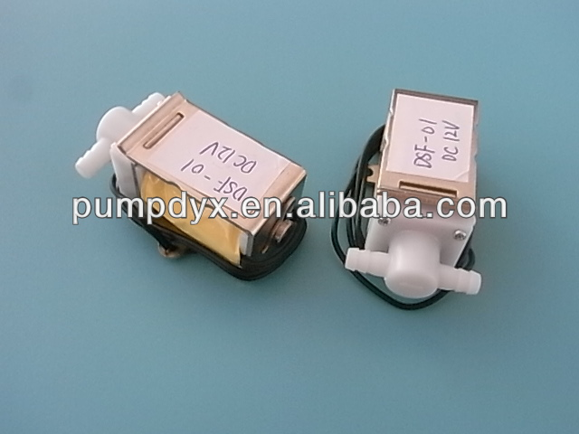DC small automatic water shut off valve 12V