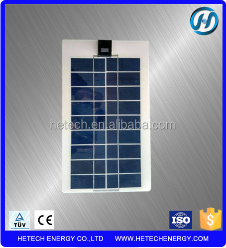 High efficiency 5w flexible solar panel with good price