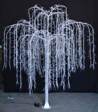 Artificial Led Weeping Willow Tree Lighting