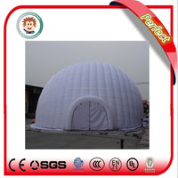 Guangzhou Perfect giant inflatable dome tent inflatable air dome tent for sale