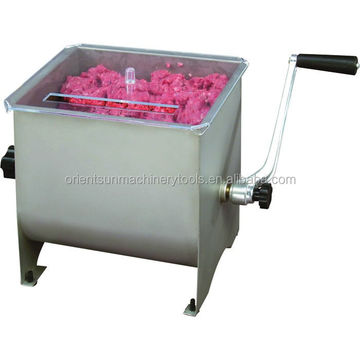 high quality manual sausage used meat mixer with good price