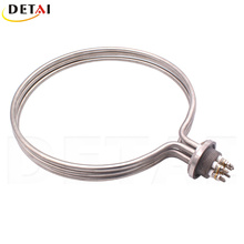 Customized stainless steel electric heating element for kettle
