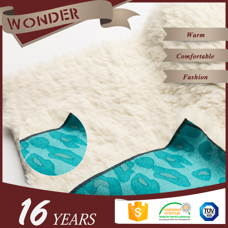 Alova Suede White Suede Leather Fabric Suede