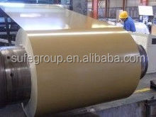 Pre painted galvalume coated steel sheet in coils high quality PPGL steel