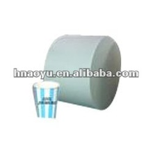 packaging & printing pe coated paper for tea and coffee cup
